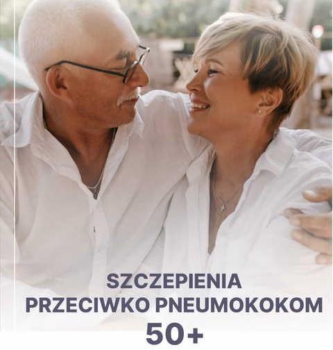 Program polityki zdrowotnej w zakresie szczepień przeciwko pneumokokom dla osób powyżej 50 roku